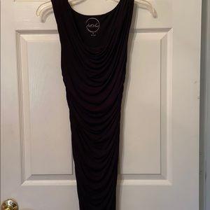 Black xs dress mini
